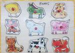 P1045: BABY ANIMALS PUZZLE