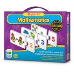 P1050: MATHEMATICS MATCH IT PUZZLE
