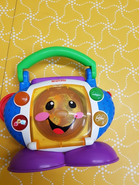 B1160: SING WITH ME CD PLAYER