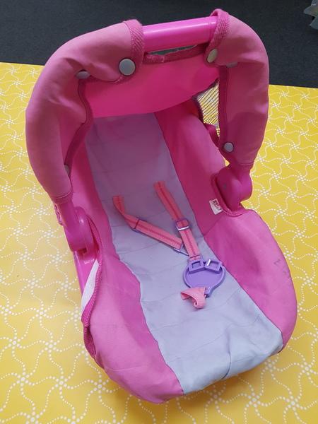 E1217: BABY BORN COMFORT SEAT