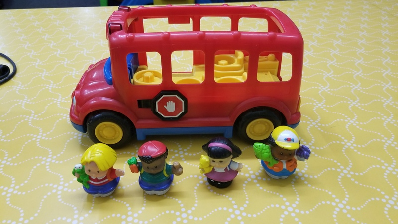 E1247: BEEPS THE SCHOOL BUS