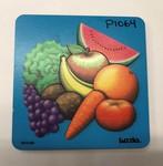 P1064: FRUIT & VEG PUZZLE