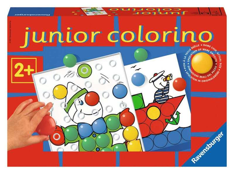 G1099: JUNIOR COLORINO