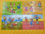 P1101: OUTDOOR SPORTS 4 IN A BOX