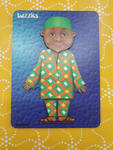 P1109: AFRICAN BOY PUZZLE