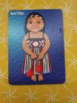 P1110: MAORI GIRL PUZZLE