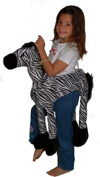 D5127: ZEBRA WRAP N RIDE