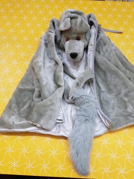 D0060: GREY WOLF
