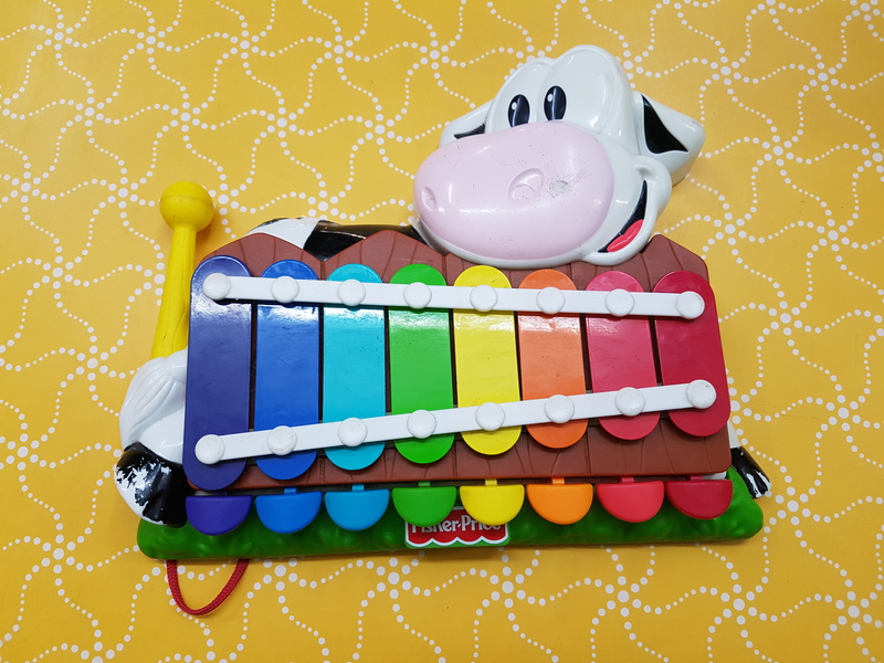 D0074: COW XYLOPHONE