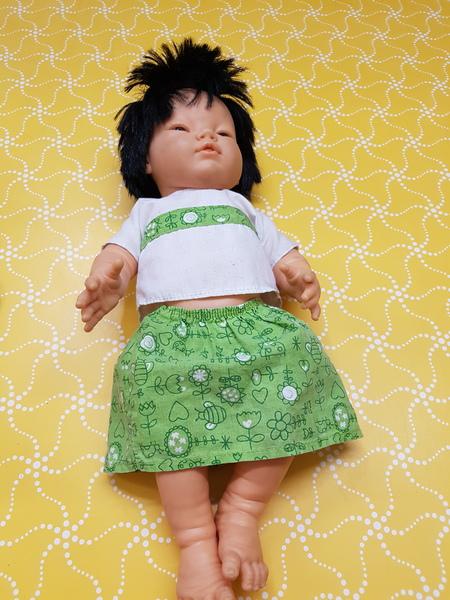 E1359: ASIAN BABY GIRL