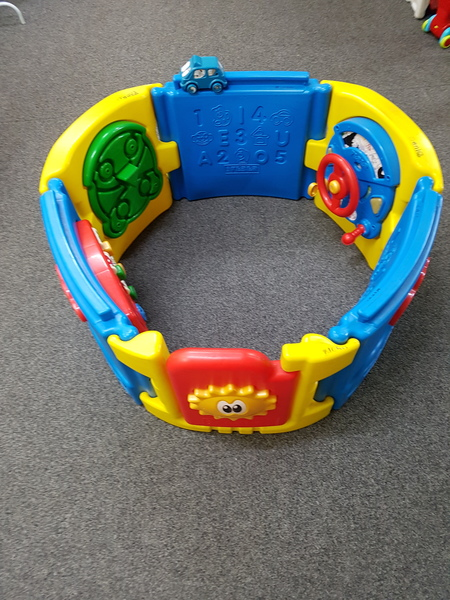 B1050: BABY ACTIVITY CENTRE