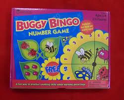 G1056: BUGGY BINGO
