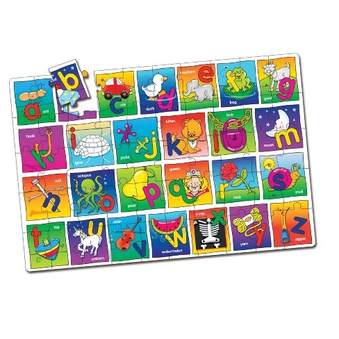 P1159: LEARN THE ALPHABET PUZZLE