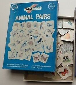 P2073: ANIMAL PAIRS GAME