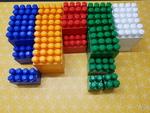 C1018: LARGE PLASTIC BLOCKS