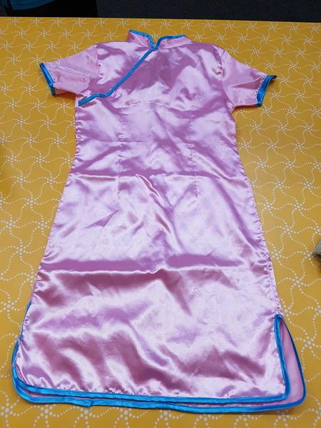 D1012: CHINESE GIRL DRESS