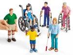 E1085: DIFFERING ABILITES PEOPLE