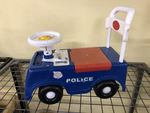 A1013: POLICE RIDE ON
