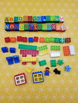 C1035: DUPLO WITH LETTERS