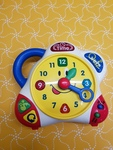 G1389: BILINGUAL LEARNING CLOCK
