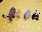 E1408: ENDANGERED ANIMALS SET