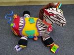 S1007: ZEBRA BABY ACTIVITY CENTRE