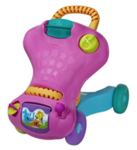 A5031: PINK BABY RIDE-ON/WALKER