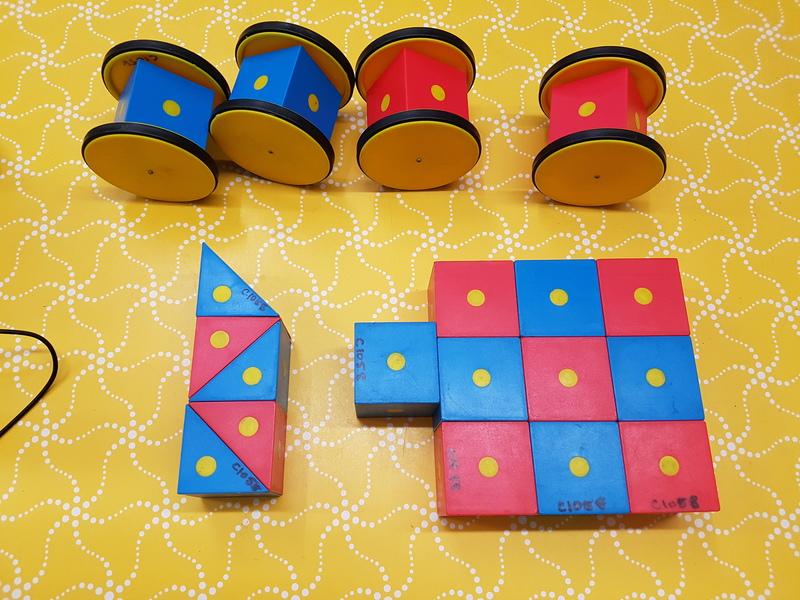 C1058: 3D MAGNETIC BLOCKS SET