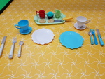 E5078: TEA FOR TWO PARTY SET