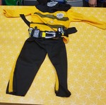 D0063: FIRE FIGHTER COSTUME