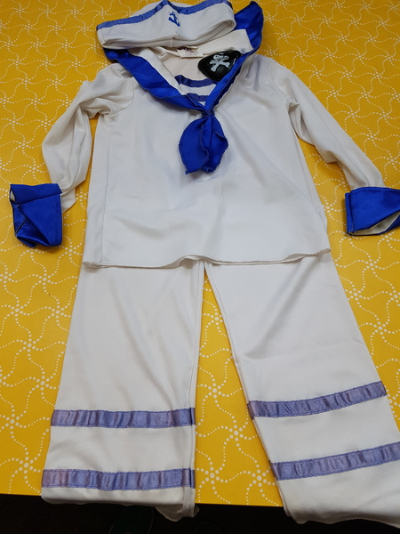 D0082: SAILOR COSTUME