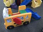 A5054: SCHOOL BUS ACTIVITY SLIDE