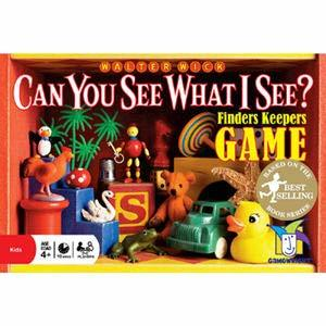 G1002: FINDERS KEEPERS GAME