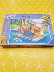 P1016: WINNIE THE POOH SET OF 2 PUZZLES