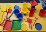 E1506: SAND/WATER PLAY SET