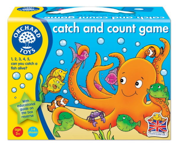 G1096: CATCH & COUNT GAME