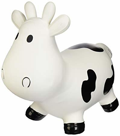 A1244: COW BOUNCING TOY
