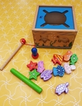 G0029: MATCHING AND FISHING MAGNETIC GAME