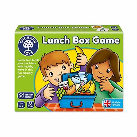 G0031: LUNCH BOX GAME