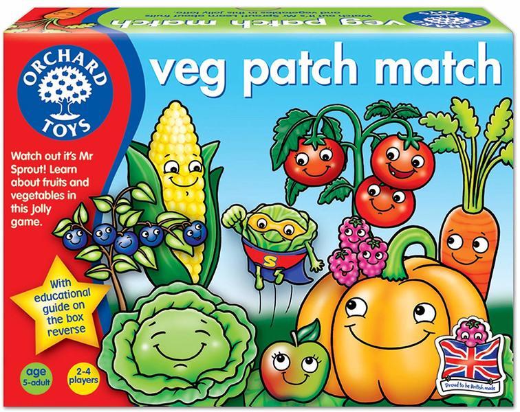 G0033: VEG PATCH MATCH GAME