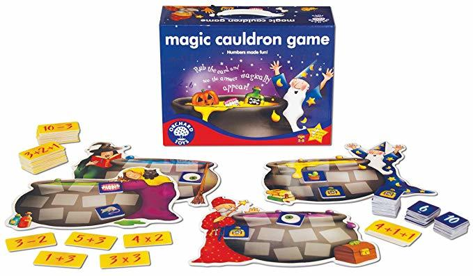 G0041: MAGIC CAULDRON GAME