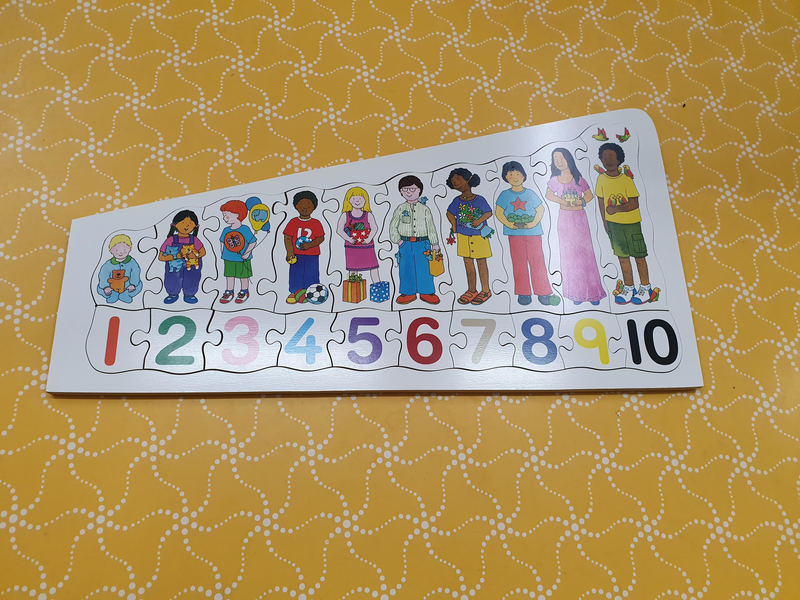 P0005: COUNTING PUZZLE