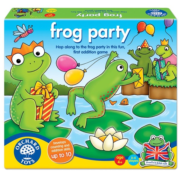 G0052: FROG PARTY GAME