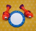 D1002: FISH MARACAS
