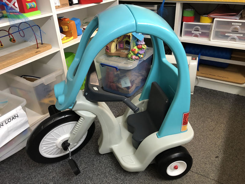 A0052: Super Coupe Pedal Trike