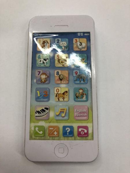B0016: White 'Iphone'