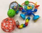 B0017: Assorted Baby Toys