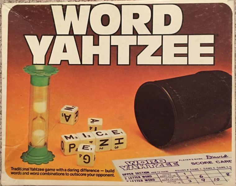 G0065: Word Yahtzee