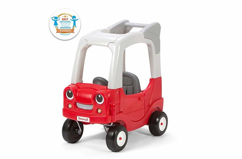 A1173: Red Simplay Car