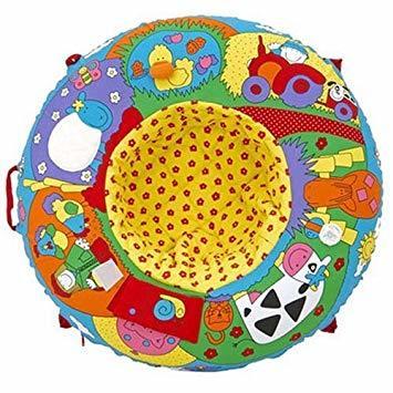 B0058: Playnest Farm Inflatable Infant Ring